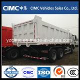 HOWO 10の荷車引き336HPのダンプトラック16m3のダンプトラック