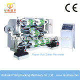 Machine de fente à grande vitesse de film plastique de contrôle d'AP à vendre