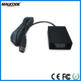 조정 거치하곤, 끼워넣어진 OEM/ODM Barcode 스캐너, 소형 심상 Barcode 독자, Mj2280