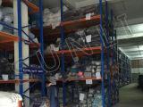 単一の深い倉庫の記憶パレットラック