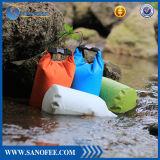 sacchetto asciutto di corsa impermeabile del PVC 500d