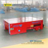 Carrello resistente materiale pesante elettrico del vagone del vagonetto di trasferimento