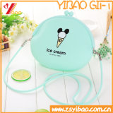 Hot Sale Grocery Shopping Custom Silicone Bag / Handbag for Women Purse