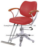 Hot Selling Cheap Red Styling Furniture Barber Chair para venda