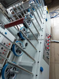 De Decoratieve Houtbewerking die van de lijn TUV Gediplomeerde Machine verpakken
