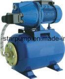 0.75HP Pomp van het Water van de hoge Efficiency de Hulp Straal
