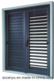 Cy Security Aluminium Louver Blade Shutter Window avec As2047
