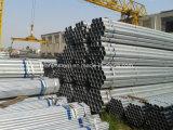 Умеренная цена для трубы гальванизированной конструкцией стальной