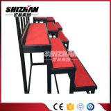 Canalización vertical coral fija de acero del coro de la etapa de Shizhan