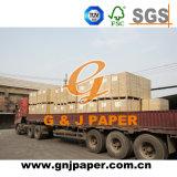 Papier autocopiant enduit de NCR de pâte de bois pour la production de réceptions