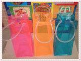 OEM de alta qualidade Eco-friendly New Design PVC Cooler Wine Bag