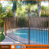 2017 Austrália Steel Swimming Pool Fence
