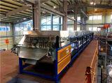 瀝青および修正された瀝青の鋼鉄ベルト粒状になる機械