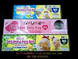 O animal do HDPE projetou o saco dos doces do saco do presente do saco do alimento
