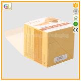 Boxe de empaquetado cosmético de encargo, rectángulo de regalo