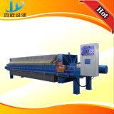 Bewegliche freitragender Träger-integrierte Filterpresse