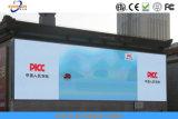 Alta luminosità esterna di colore completo P8 che fa pubblicità allo schermo di visualizzazione del LED