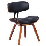 단추를 끼운 목제 식사 의자 (W13888-4B)