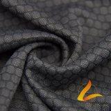 De gebreide Elastische Stof van Spandex Lycra van de Polyester voor de Geschiktheid van de Sportkleding (ltt-2012#)