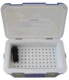 Cer auswendiger geformter China-leistungsfähiger Vaccine Kühlvorrichtung-Kasten-Eis-Diplomkasten