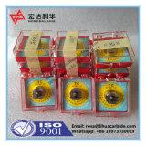 Extremidades de boquilla de alta presión de aerosol del carburo de tungsteno