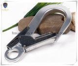 Выкованный алюминиевый большой двойной крюк кнопки лесов с En362