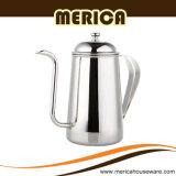 Edelstahl 700ml laufen über Kaffee-Kessel aus