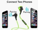 Oortelefoon Bluetooth H08s van Versie van de sport de Stereo Draadloze 4.1