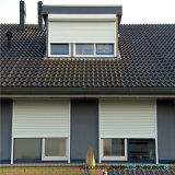 Aluminiumwalzen-Tür und Fenster mit Rollen-Blendenverschluß