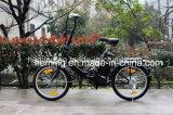 Späteste Vorlage bearbeitet elektrisches Fahrrad