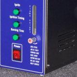 Tester orizzontale materiale interno automatico di infiammabilità ISO3795 - tester di resistenza della fiamma