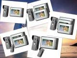 De Prijs van de fabriek voor Deurbel van de Telefoon van de Deur van de Intercom van 4 Draad de Video