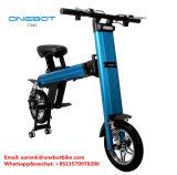 ブラシレスモーターを搭載する都市Cummutingの航空アルミニウム電気自転車