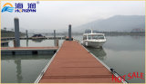 Bonne qualité DIP à chaud en acier galvanisé Pont flottant Ponton