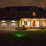 Ducha de la luz del proyector del laser de la estrella de la Navidad del modelo nuevo con el certificado de RoHS del Ce
