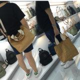 Gewaschene Packpapier-Farbehasp-Dame Handbag (A085-2) imprägniern