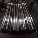 Pipe soudée ronde 201 d'acier inoxydable en métal en gros pente 304 316