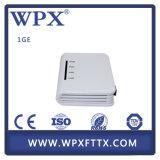 1ge Epon ONU pour le réseau fibre optique/usine de Wpx ONU