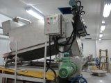 Sistemas de deshidratación de lodos para el tratamiento de lodos de alta activo eficaz