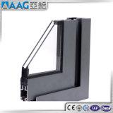 Алюминиевое сползая окно с покрытием порошка