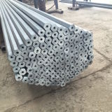 Barra vuota d'acciaio