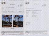 Гальванизированные сталью леса Kwikstage в горячих сбываниях