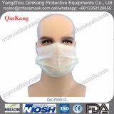 Wegwerfchirurgische Gesichtsmaske des vliesstoff-1ply für medizinisches/Krankenhaus