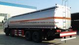 20000 L carro del buque de petróleo 20 toneladas del combustible de petrolero de precio del carro