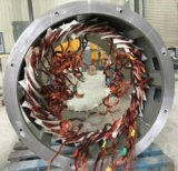 Высокомарочный генератор 14 Poles безщеточный одновременный низкоскоростной трехфазный (альтернатор)
