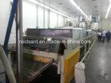 中国人有名なバンド熱い溶解の付着力のペレタイジングを施す機械