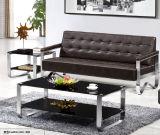 Vente chaude de haute qualité Bureau de design populaire Canapé 8801 # en stock 1 + 1 + 3