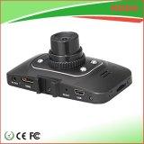 Фронт и задий рекордера камеры автомобиля 2.7 цифров дюйма миниые