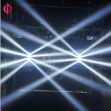 pista móvil de la viga de la etapa de 8*10W LED