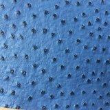Кожа PU страуса синтетическая для бумажников Hx-B1733 мешков
